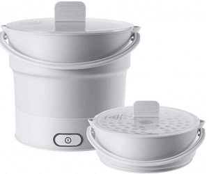 Foldable elctric cooker for travelling