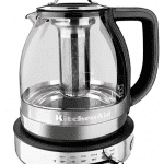 5 Best Electric Tea Kettle With Infuser For Better Taste
