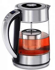 Best electric Kettle with Infuser