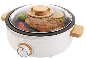 Best electric hot pot for shabu shabu