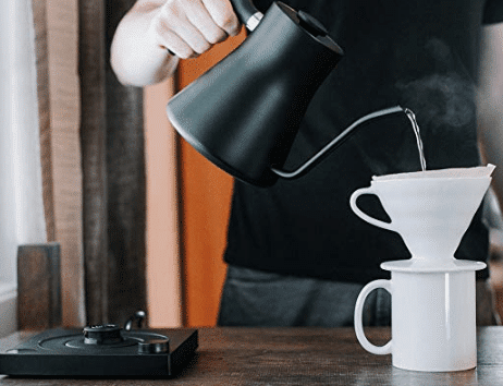 6 Best Gooseneck Electric Kettles With Variable Temperature- Reviews