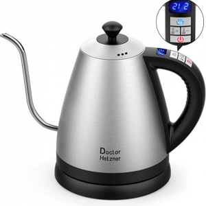 Best electric kettle with gooseneck