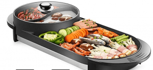 Best Electric Hot Pot With BBQ