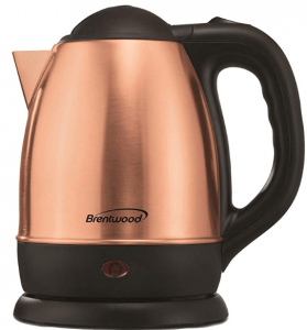 Brentwood KT-1770RG Cordless Electric Kettle