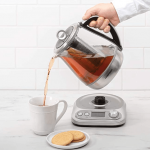 Chefman 1.5L PerfecTea Programmable Electric Glass Kettle Review
