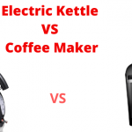 Electric Kettle Vs Coffee Maker