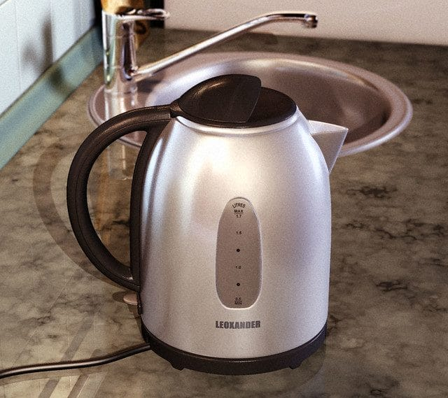 Can you Clean Electric Kettle Without Vinegar