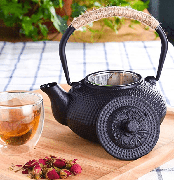 Best Cast Iron Tea Kettle for stove top