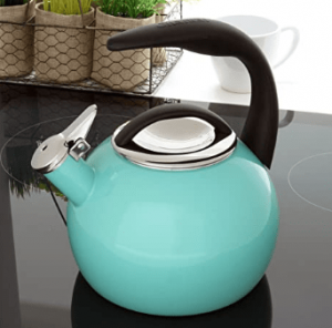 tea kettle for induction cooktop