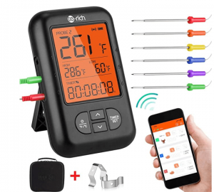 Best Bluetooth Grill Thermometer