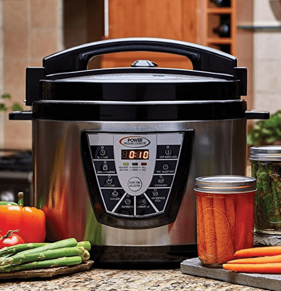 Electric Pressure Cooker For Canning