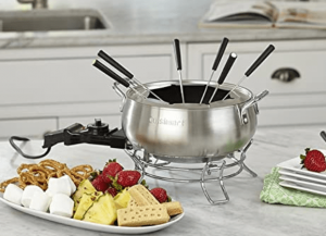 best electric fondue pot for meat