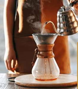 How To Make Coffee With A Pour Over Coffee Kettle