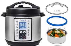 Best Electric Pressure Cooker With Stainless Steel Inner Pot